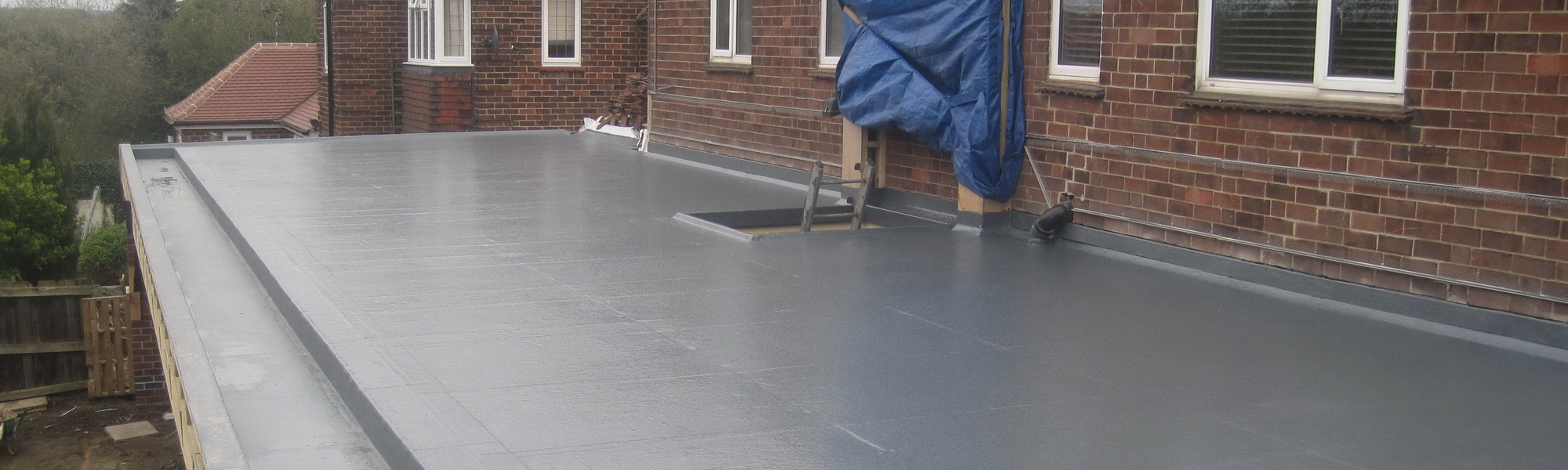 Domestic & Commercial Roofing Services