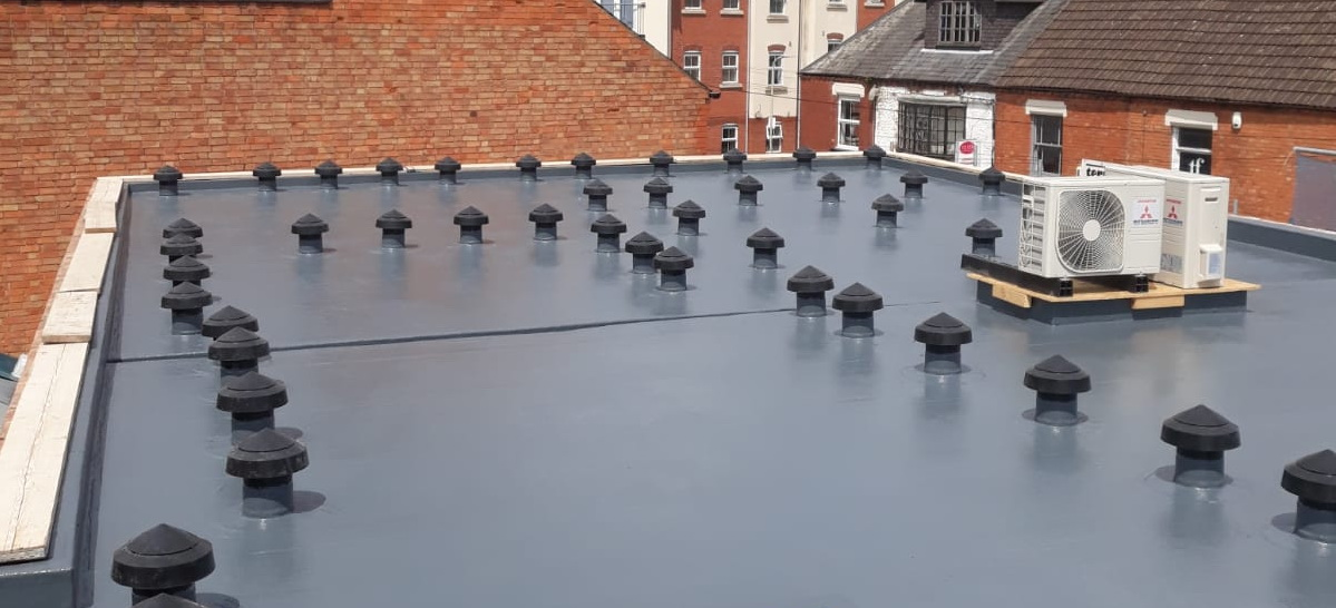 Flat Roofing UK